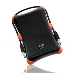 1 Terabyte Portable External Hard Drive Data Backup Rugged A