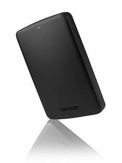 Toshiba 1 Terabyte Portable External Hard Drive USB 3.0. Vid