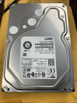 "DELL 1TB 3.5"" 7.2K SATA Hard Disk Drive K4M5W MG04ACA100NY H"