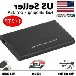 """2.5"""" 1TB 2TB External Hard Disk Drive USB 3.0 HDD Storage De"""