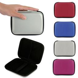 2.5inch Portable External Hard Drives Hard Shell Carry Bag C