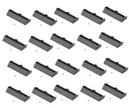 20x LAPTOP HARD DRIVE CADDY COVER WITH SCREW FOR DELL LATITU