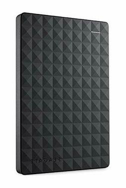 Seagate 2TB Expansion USB 3.0 100-240v External Portable Har