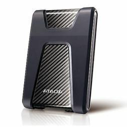 4TB AData Black HD650 Durable USB3.1 Portable Hard Drive
