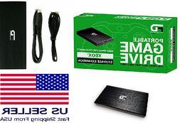 5TB 3TB 2TB 1TB Fantom Drives Xbox External Hard Drive made