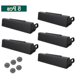 5x HDD Hard Drive Caddy Covers for Dell Latitude E6510 Lapto