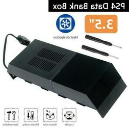 8TB Hard Drive External Box For PS4 Internal Memory Extra St