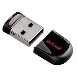 SanDisk Cruzer Fit 32GB USB 2.0 Mini Flash Drive