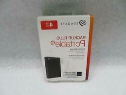 Seagate Backup Plus 4TB Portable External Hard Drive  SRD0VN