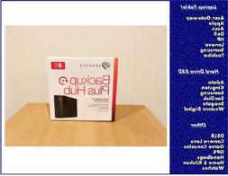Seagate Backup Plus Hub 8TB External USB 3.0 Desktop Hard Dr