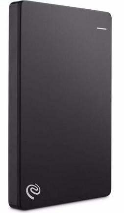 Seagate Backup Plus Portable Slim 1tb, External Hard Drive,