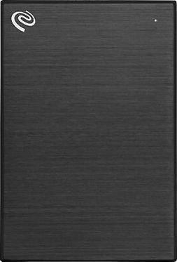 Seagate - Backup Plus Slim 2TB External USB 3.0 Portable Har