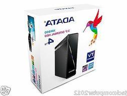 """Brand New Adata HM900 USB 3.0 3.5"""" External Hard Drive 4TB M"""