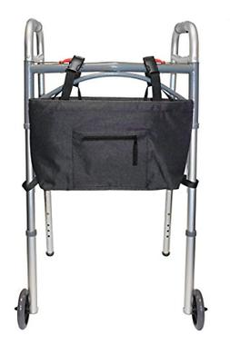 DRIVE MEDICAL WALKER BASKET Small Items Storage Tray Plastic