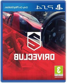DriveClub - Sony PS4 Brand New