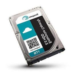 "Seagate 1TB Ent Cap 2.5"" 16 Gb s SAS MPN: ST1000NX0333"