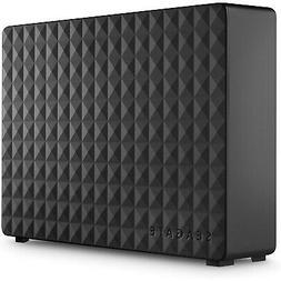 Seagate Expansion Desktop 10TB External Hard Drive HDD PC/La