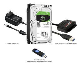 Fantom Drives 8TB Hard Drive Upgrade Kit with Seagate Barrac