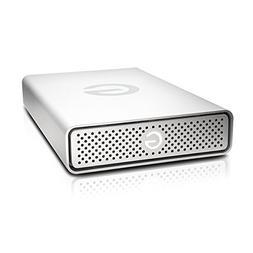 G-Technology G-DRIVE USB Compact USB 3.0 External Hard Drive