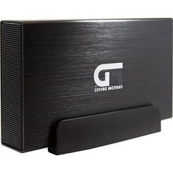 Pro Quad 5TB 7200rpm USB 3.0, eSATA, FireWire 800 Hard Drive