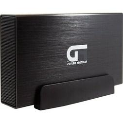 Fantom Drives Gforce3 Pro 500GB 7200 RPM USB 3.0 Aluminum External Hard Drive