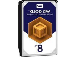 WD Gold 8TB Enterprise Class Hard Disk Drive - 7200RPM SATA
