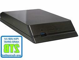 Avolusion HDDGear 2TB  7200RPM 64MB Cache USB 3.0 External P