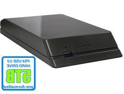 Avolusion  5TB USB 3.0 External Hard Drive For PS4, PS4 Slim
