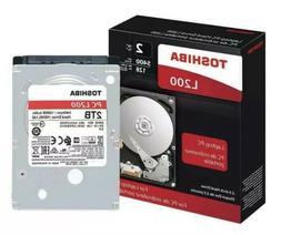 Toshiba HDWL120XZSTA L200 2TB Laptop PC Internal Hard Drive