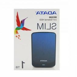 ADATA HV320 1TB/ 2TB/ 4TB/ 5TB Slim Compact Portable Externa