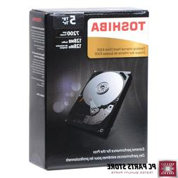 Toshiba X300 Desktop Internal Hard Drive - 5TB