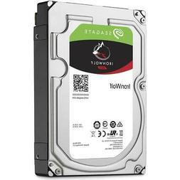 "Seagate IronWolf NAS 8TB 3.5"" Internal Hard Drive #ST8000VN0"