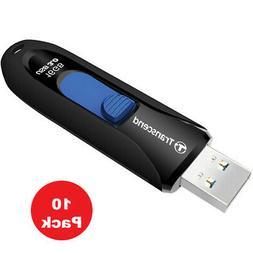 Transcend 16GB JetFlash 790 USB 3.0 Flash Drive - 16 GB - US