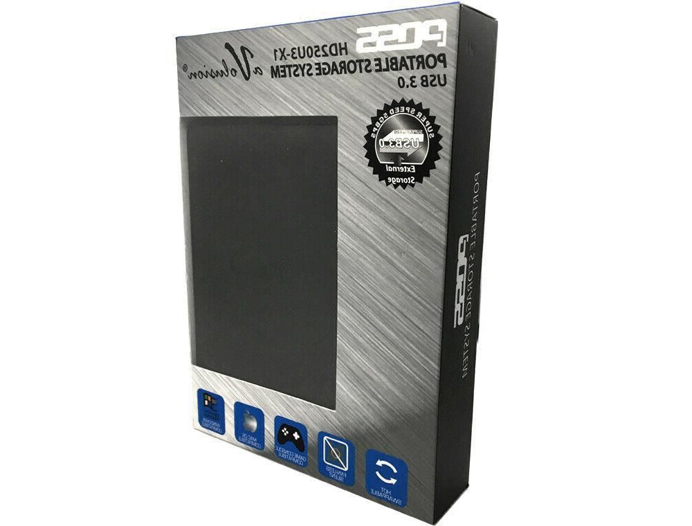 Avolusion 3.0 Portable External PS4