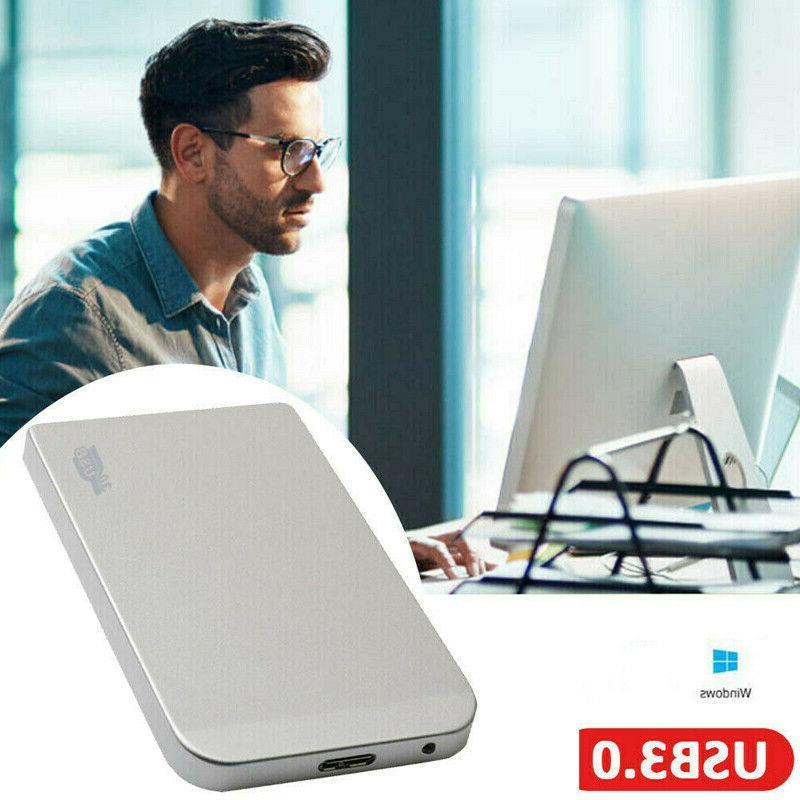 1TB Portable External Hard Drive USB Speed One