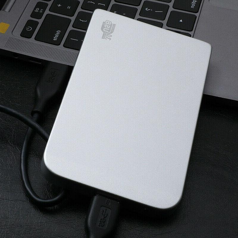 1TB External Drive USB Speed One Mac Windows