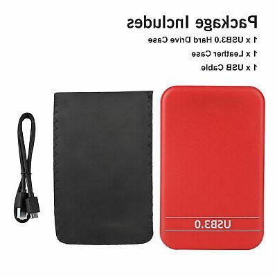 """2.5""""External Hard USB 3.0 Portable"""