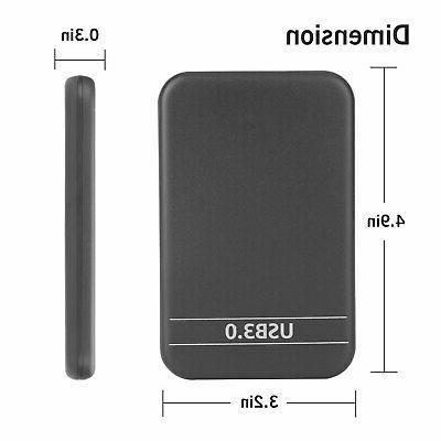 """2.5""""External Hard USB Portable Case"""