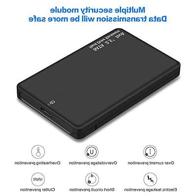 2 Terabyte Drive USB 1t III Enclosure Tool