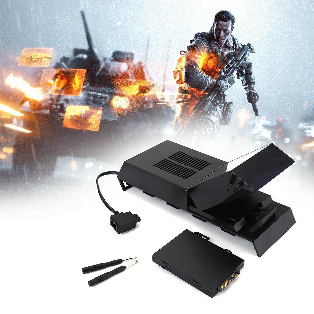 2TB HDD Extra Data Box For Playstation
