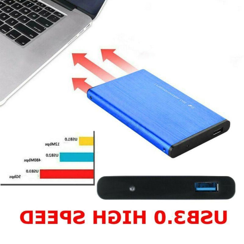 "2TB 2.5"" External Hard Drive Ultra For One Mac"