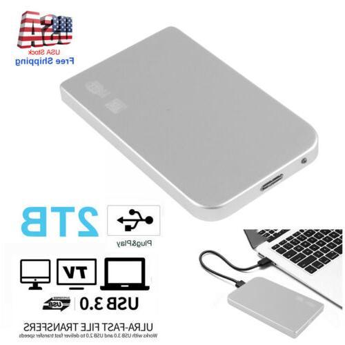 portable usb 3 0 2tb 2 5