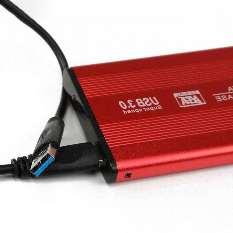 USB Hard Drive Fit Portable 2.5''