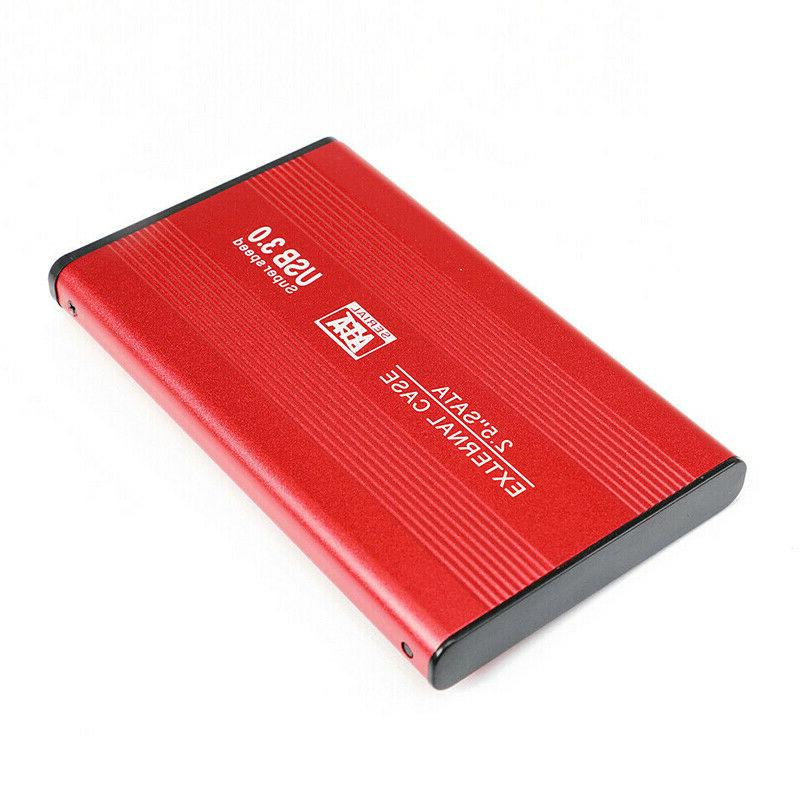 USB3.0 Drive HDD Externo HD Disk Laptop R