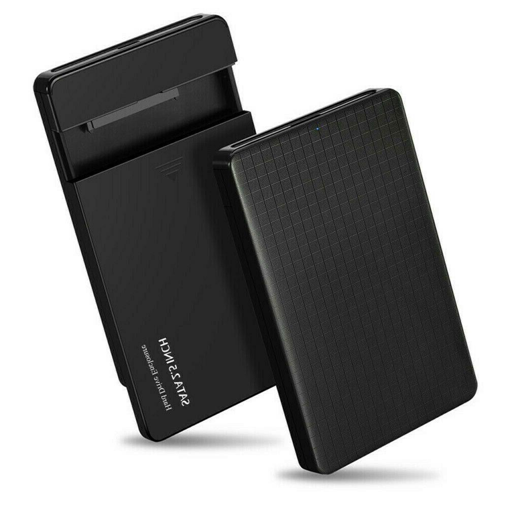 4TB USB 3.0 Portable External Drive Ultra Box Slim Devices