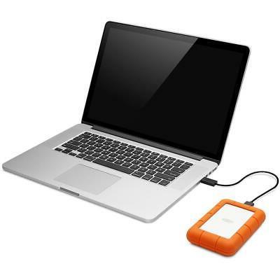 LaCie USB 3.0 External Drive