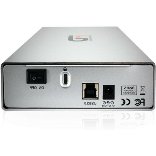Fantom Drives Hard - USB 3.2 Gen 1