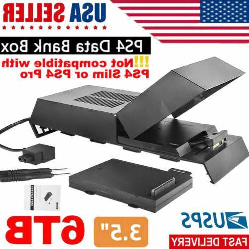 6tb ps4 external hard drive extra memory