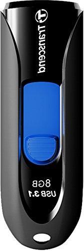 Transcend 8GB JetFlash 790 USB 3.0 Flash Drive TS8GJF790K