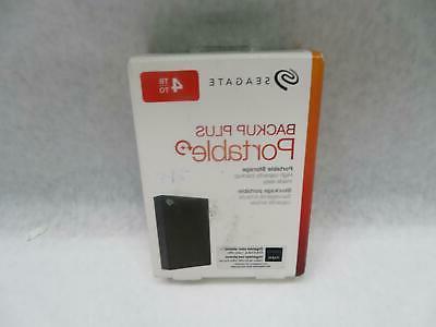 backup plus 4tb portable external hard drive